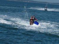 Jet Ski en action