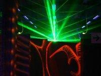 Au coeur du laser game