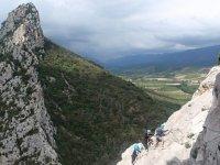 Dans les paysages des Pyrenees Atlantiques