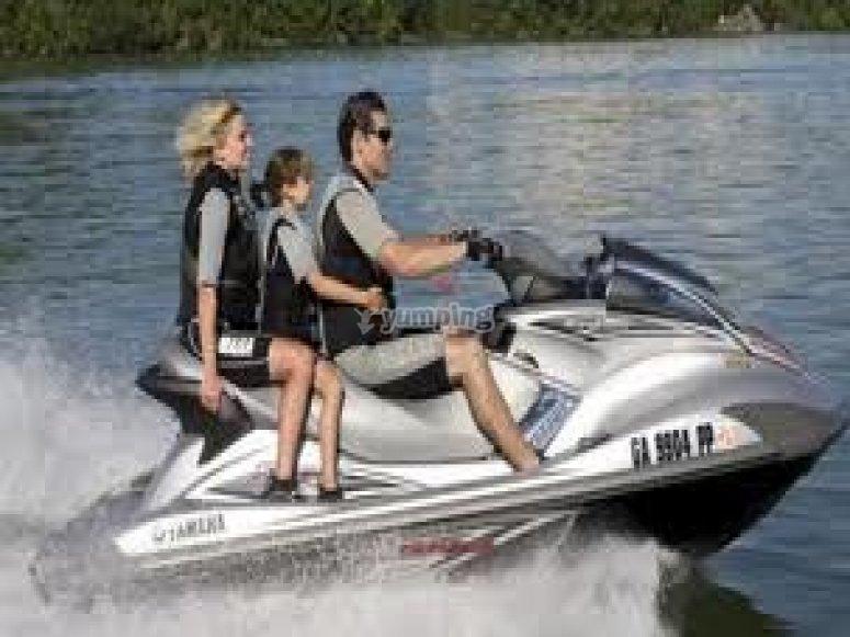 Modele Yamaha Fx ho cruiser