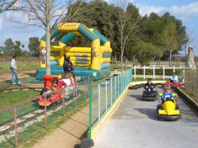 Le Cabanon Enchanté Parcs pour Enfants