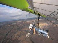 bapteme de deltaplane avec azur vol libre