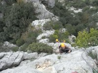 Via ferrata du Thaurac 1/2journ�e - H�rault