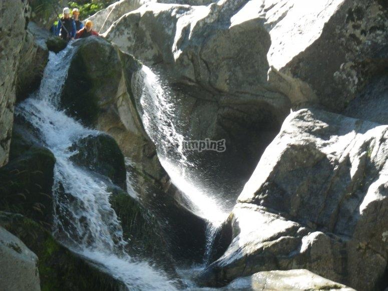 Les cascades du Tapoul