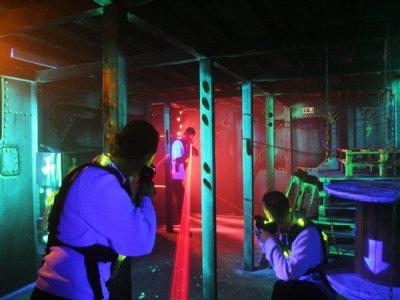 laser game nord laser tag. Black Bedroom Furniture Sets. Home Design Ideas