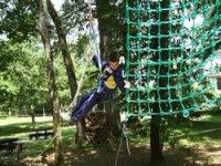 Aventure dans les arbres en Charente