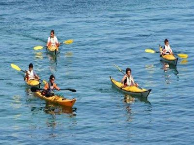 Bréti-Kiteschool Kayak