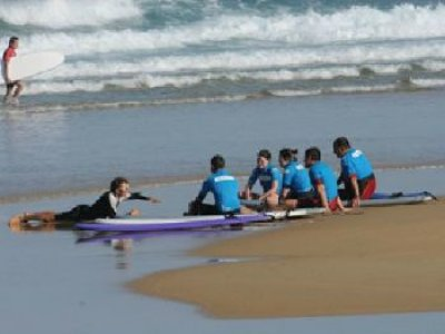 Stage de Surf adultes/ados - Seignosse 5 Jours
