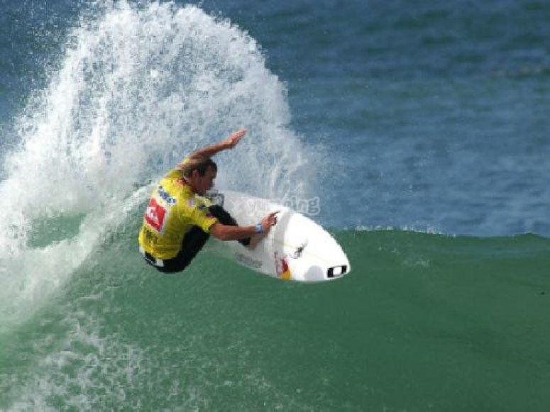 perfectionnement surf