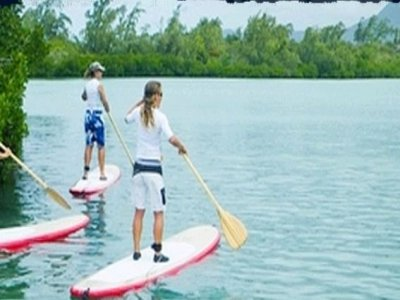 Sport Away Voyages Paddle Surf