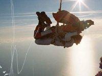 parachutisme et chute libre