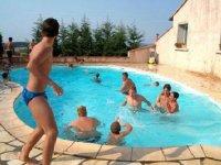La piscine d Aubepine Quad