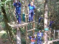 Aventure dans les arbres Tarn