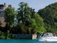 Promenade en bateau lac d Annecy