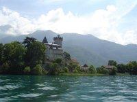 chateau de Duingt