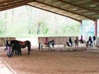 Club equestre au domaine du Moulias