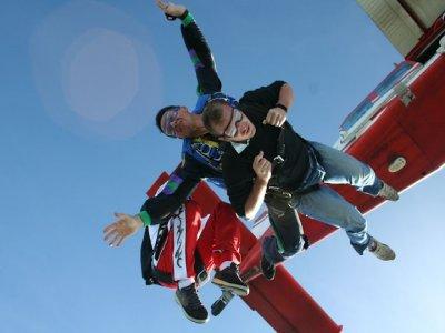Parachutisme Cahors Lalbenque