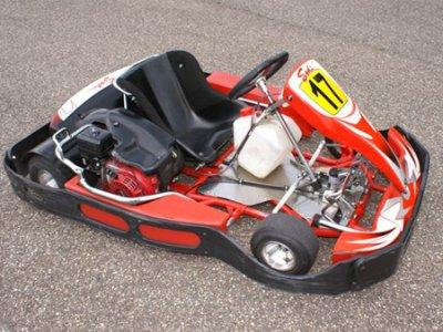Speedpark Jaux Compiègne Karting