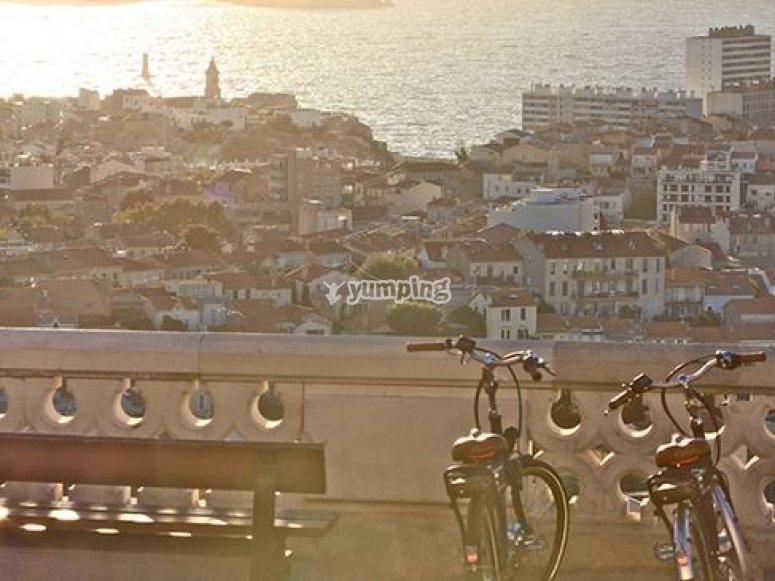 Velo electrique a Marseille