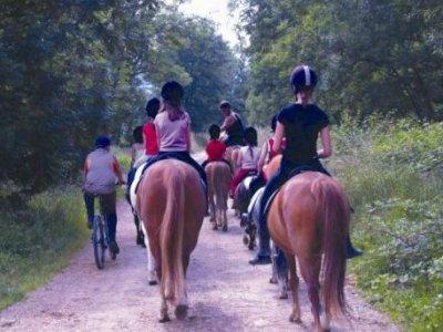 Slide Control Randonnées Équestres