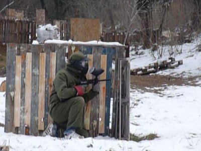 Master Paintball