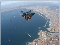 Saut en parachute en helicoptere Bouche du Rhone