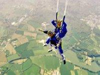 Profiter de vue magnifique avec Auvergne Parachutisme