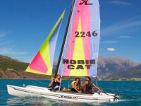 Catamaran amies