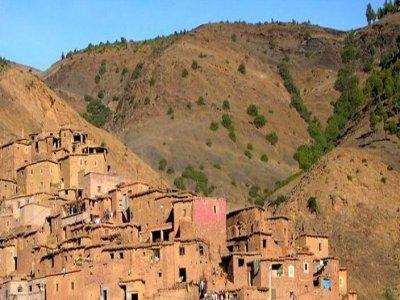 Trekking Equestre au Maroc - 7 Jours
