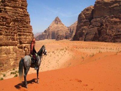 A cheval en Jordanie - 10 Jours