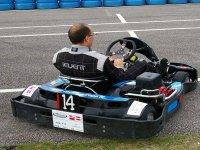 Testez vos capacités de pilote en kart près de Rouen