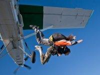 Saut en Parachute avec Alsace Parachutisme