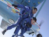 Saut en parachute avec le Centre Ecole de Parachutisme de Vesoul