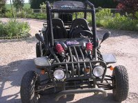 buggy en Normandie