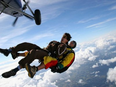 Go Parachutisme