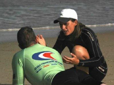 Surf - Cours Particulier à Seignosse 1h