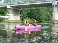 Canoe a Chasseneuil du Poitou