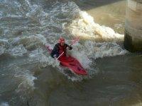 Disciplines du kayak dans le 89