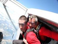 Fêtez votre anniversaire avec Fred Parachutisme