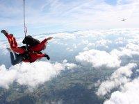 Vue imprenable avec Fred-Parachutisme