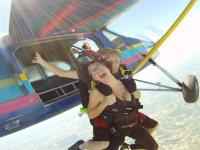 parachutisme dans les Pyrenees Atlantiques avec In The Wind 64 Parachutisme