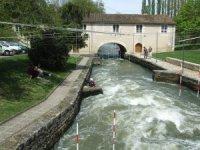 Club de canoe kayak de St Benoit