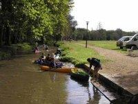 Canoe kayak de location dans le 86