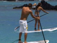 Initiation + location journée Stand Up Paddle