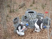 Paintball en foret Vendee