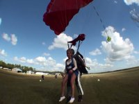 Sautez en parachute dans les Landes