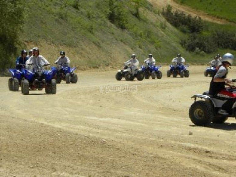 les nouveaux quads