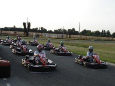 Formule Double 2 x 10 min Karting - Vienne
