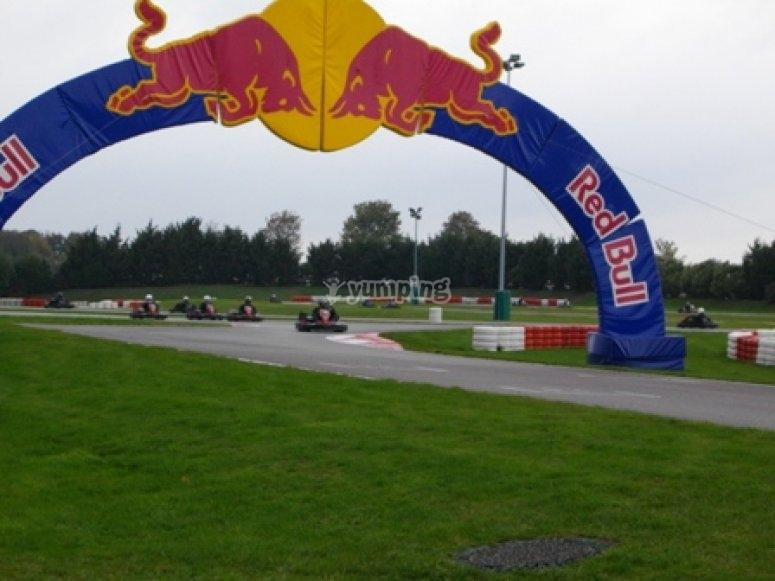 Karting pour enfants dans la Vienne