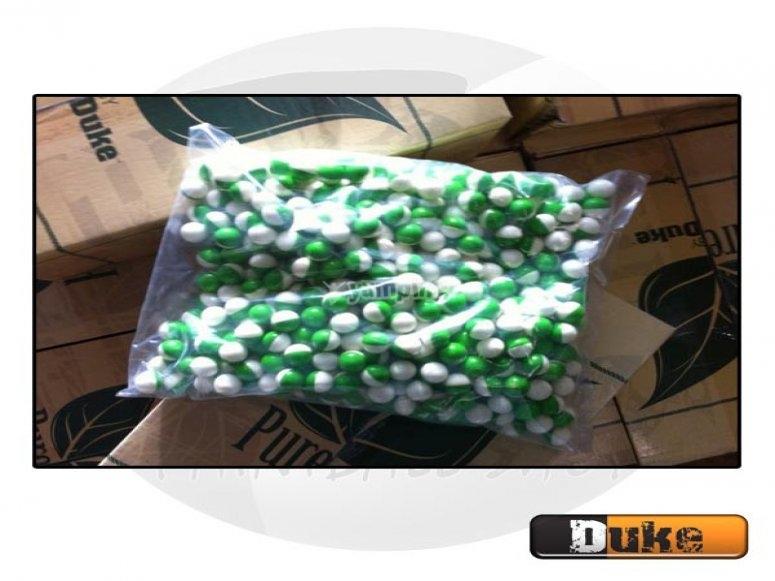 100 billes paintball